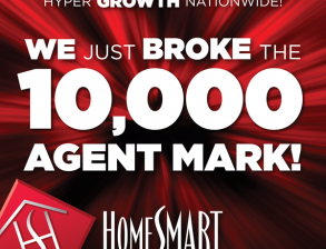 HomeSmart Growth: 10,000+ Agents Nationwide